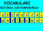 Vocabulari d´Història Contemporània | Recurso educativo 34083