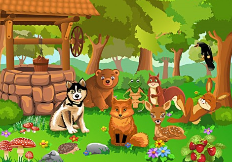 Puzzle Nivel 4: Animales | Recurso educativo 34160