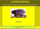 La Edad Antigua | Recurso educativo 34622