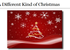 Webquest: A different kind of Christmas | Recurso educativo 35341