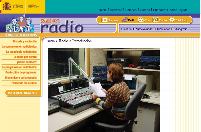 La radio | Recurso educativo 36445