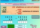 Multiplicar por 9 | Recurso educativo 37303