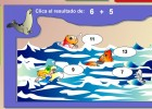 Sumas en el mar | Recurso educativo 37456