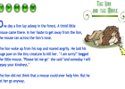Story: The lion and the mouse | Recurso educativo 37860