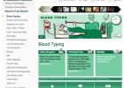 Video game: Blood typing | Recurso educativo 40795