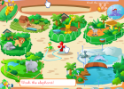 Wash the animals | Recurso educativo 40963