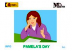 Pamela's day | Recurso educativo 41073