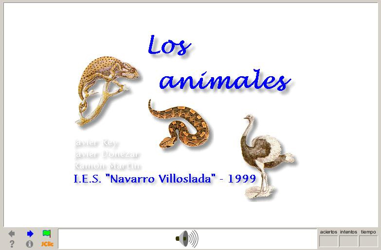 Los animales | Recurso educativo 41224