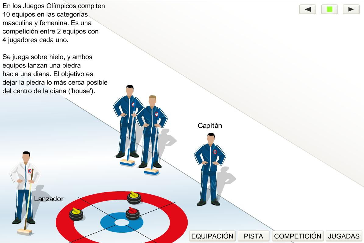 Curling | Recurso educativo 42223