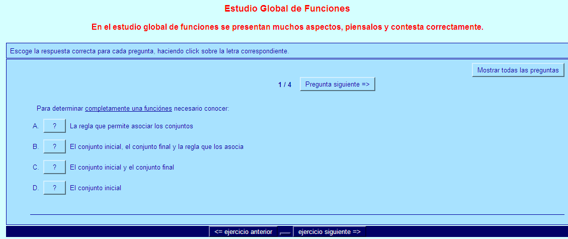 Estudio global de funciones | Recurso educativo 42647
