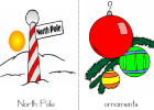 Christmas flashcards | Recurso educativo 42728