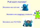 Monsters | Recurso educativo 46064