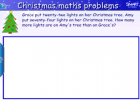 Christmas math fun | Recurso educativo 46394