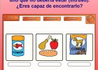 Encuentra al intruso | Recurso educativo 47376