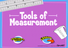 Tools of measurement | Recurso educativo 47432