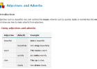 Adjectives and adverbs | Recurso educativo 48009