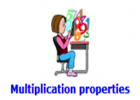 Multiplication properties | Recurso educativo 48291