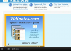 Vidinotes tutorial | Recurso educativo 48938