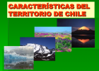 Chile en datos generales | Recurso educativo 49253
