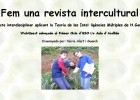 Fem una revista intercultural | Recurso educativo 49708