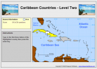 Game: Caribbean countries (2) | Recurso educativo 49915