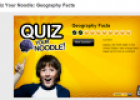 Quiz Your Noodle: Geography Facts | Recurso educativo 55769