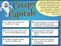 Creepy capitals | Recurso educativo 55991