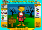 Halloween dress up game | Recurso educativo 57835