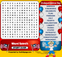 Independence day games | Recurso educativo 57953