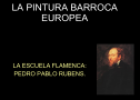 La Pintura Barroca Europea | Recurso educativo 59087