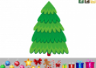 Decorate a Christmas tree | Recurso educativo 59462