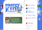 Website: Energy Kids | Recurso educativo 10639
