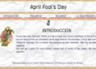 April Fool's Day | Recurso educativo 10915
