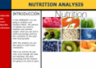 Webquest: Nutrition analysis | Recurso educativo 13156