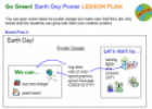 Earth Day (lesson plan) | Recurso educativo 14088