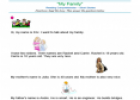 My family | Recurso educativo 14542
