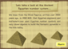 Egyptian Number System | Recurso educativo 17955