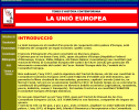 La Unió Europea | Recurso educativo 18298