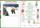 Interactive Book: Christmas | Recurso educativo 22303