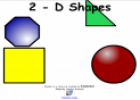 2D Shapes | Recurso educativo 27942