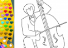 ¡A Colorear!: Violonchelo | Recurso educativo 29253