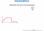 Cinemática. Estudio de los movimientos | Recurso educativo 31037