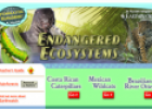 Endangered ecosystems | Recurso educativo 31908