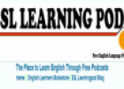Website: ESL Learning Pod | Recurso educativo 32234