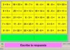 Las tablas de multiplicar | Recurso educativo 5442