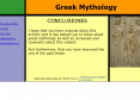 Webquest: Greek Mythology | Recurso educativo 9676
