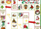 Christmas board game | Recurso educativo 62619