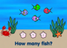 Fishy count | Recurso educativo 66808