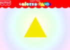 Game: Colours and shapes | Recurso educativo 68443