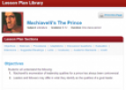 Machiavelli's The Prince | Recurso educativo 70226